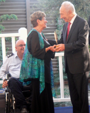 Ada receives President's Award for Volunteerism
