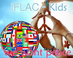 IFLAC Kids Logo
