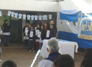 Participants in the 2014 IFLAC Argentina Poetry Contest by Elias Galati